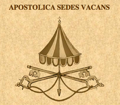 The Vatican's Official Sede Vacante Page